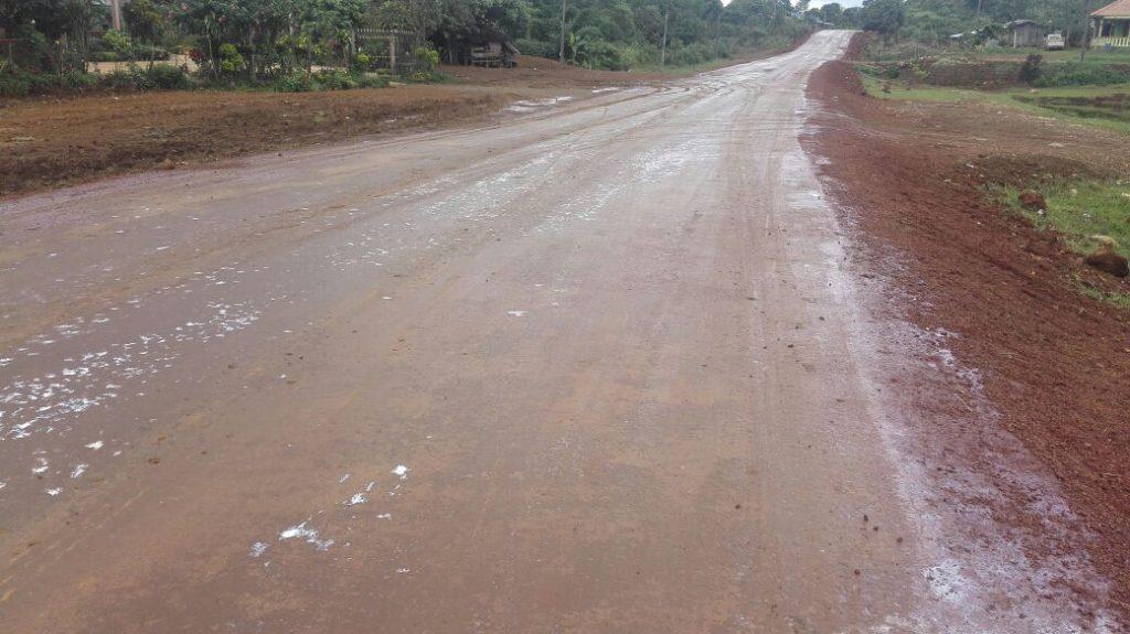 Soil stabilization for dirt roads gravel roads and highways for Soil stabilization
