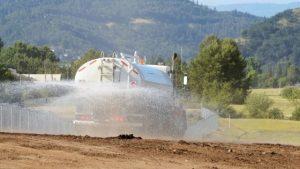 Dust Emission Control
